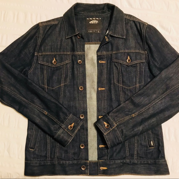 7791a0e558 Vans jean jacket. M 5a5069953b160816b502a612. Other Jackets   Coats ...